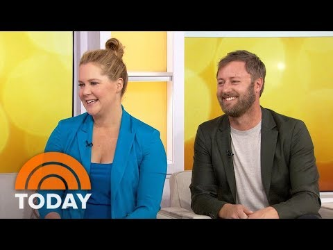Amy Schumer 'I Think I'm Beyonce And Gisele' In 'I Feel Pretty' TODAY