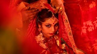 TWINKLE & TARUN // BEST CINEMATIC WEDDING  (BENGALI, MARWARI)  |  | FULL | HD | 2017 #CHOBI