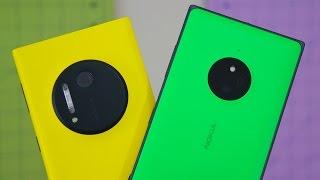 Lumia 830 vs Lumia 1020: A Matter of Pixels