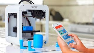 5 Amazing 3D Printers THAT WILL BLOW YOUR MIND # 2017