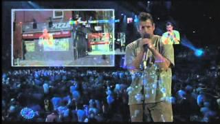 Sandy Screw Ya (Hallelujah) Adam Sandler 12.12.12 concert
