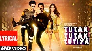 Tutak Tutak Tutiya Title Song  LYRICAL | Malkit Singh, Kanika Kapoor, Sonu Sood