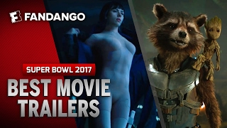 Super Bowl Trailers Compilation (2017) | Movieclips Trailers
