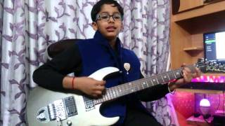 atif aslam performance at the star gima awards guitar cover by rio