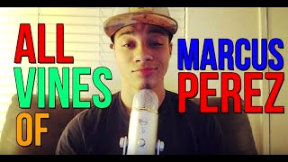 All Vines Of Marcus Perez (223 Vines/30 minutes) [HD]