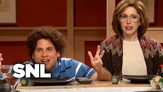 Adam Grossman: Dinner with His Step-Mom at Benihana - SNL