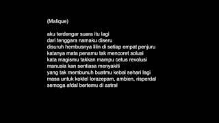 Malique - Pejamkan Mata (feat. Dayang Nurfaizah) [Official Lyric Video]