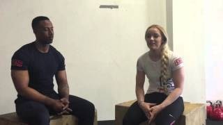 Mental preparation for Powerlifting Competitions -- Chat & Workout with Pierre Shillingford!