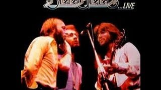 BEE GEES...LIVE
