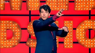 Michael McIntyre on Google Earth  - Michael McIntyre's Comedy Roadshow - BBC Comedy Greats