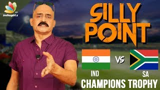 India Vs South Africa Cricket Match | Champions Trophy Review | Bosskey's Silly Point | Tamil