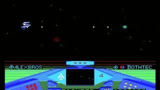 Classic Games Junkies - Macross (MSX) - Scene 01