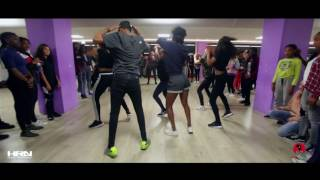 Patoranking - Girlie 'o' remix ft Tiwa Savage | Choreo by Aron Norbert| HrnMovie