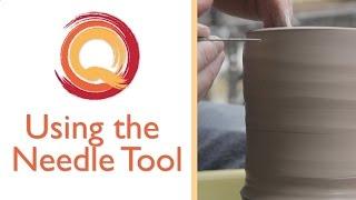 Using the Needle Tool