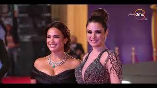 مهرجان القاهرة السينمائي - إطلالات مميزة من الفنانات على الريد كاربت ... من الأجمل؟