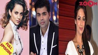 Kangana Ranaut TARGETS Karan Johar? | Bollywood stars on #MeToo wave & more