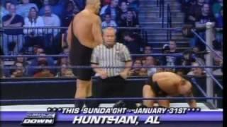 Big Show vs festus elimination chamber qualifying match