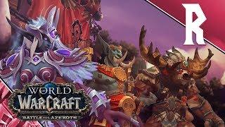 World of Warcraft: Allied Races - Highmountain Tauren