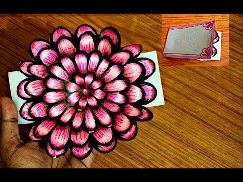 Xxx Mp4 Small Flower POP UP Card Crafts Handmade Craft 3gp Sex