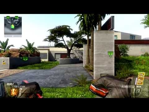 Black Ops 2 Knife Only Search and Destroy | 15-0 Flawless