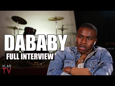 DaBaby on Home Invasion ATL Goons Pressing Him Street Losses Full Interview
