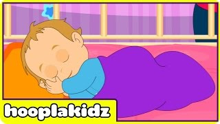 Hush Little Baby | Lullaby Song For Babies To Sleep by Hooplakidz