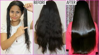 PERMANENT Hair Straightening - 100% Natural Hair Care   Anaysa