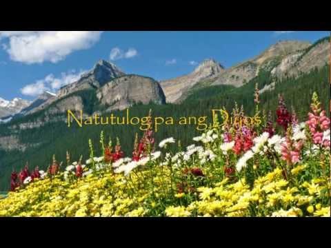 NATUTULOG BA ANG DIYOS Gary V. with LYRICS