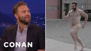A Naked Jai Courtney Terrorized The Director Of