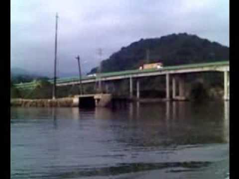 Pescaria no Canal de Bertioga Em 28.08.2009