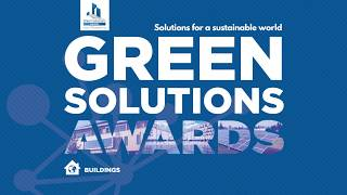 Green Solutions Awards 2017 Ceremony in Bonn (Part1)