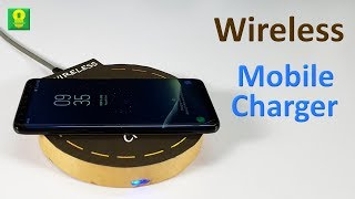 How to make wireless charger at home - Very Easy