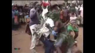 Kadodi/Mbale Gishu traditional dance.