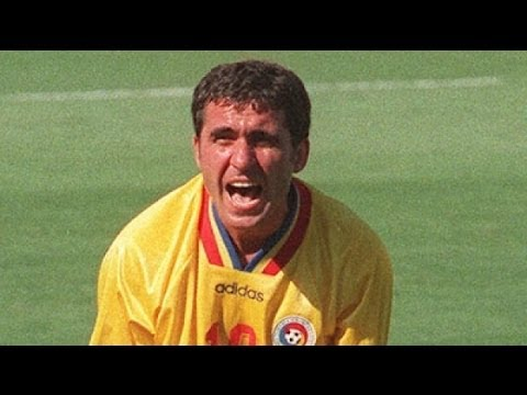 România Argentina World Cup USA 94