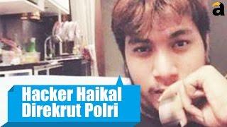 Muncul Hastag #savehaikal untuk Hacker Muda Haikal Direkrut Kepolisian RI