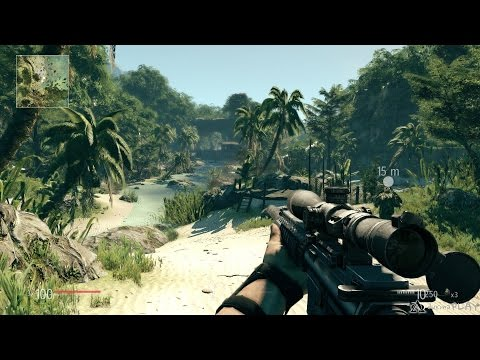 Xxx Mp4 MOST BEAUTIFUL GAME ABOUT SNIPER ON PC Sniper Ghost Warrior 3gp Sex