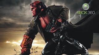 Hellboy O Jogo (the game) - XBOX 360