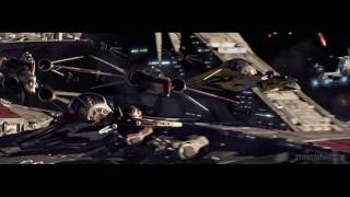 Star Wars vs. Star Trek Theatrical Trailer