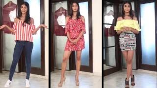 Styling With The Stars With Pooja Hegde