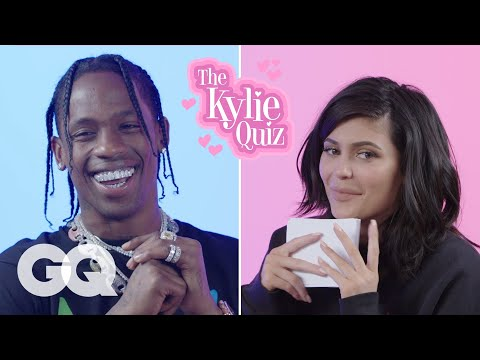 Xxx Mp4 Kylie Jenner Asks Travis Scott 23 Questions GQ 3gp Sex