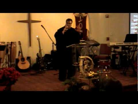 Special Guest Evangelist Big Mo preaches on Heaven— December 4 2011