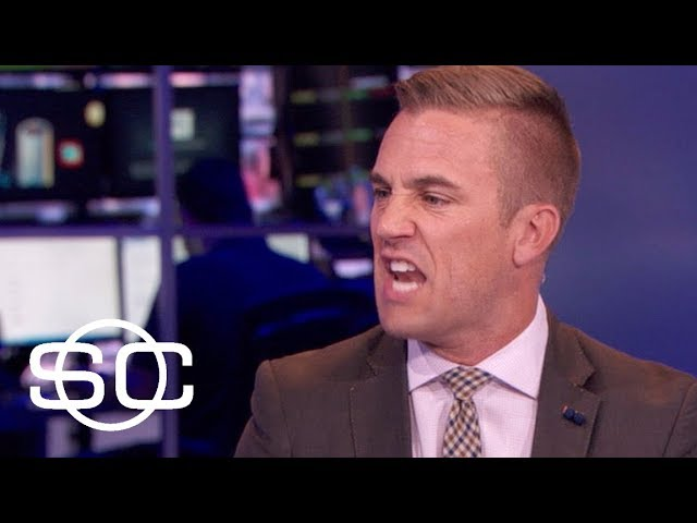 Taylor Twellman goes off on the U.S. men's soccer team missing the World Cup | SportsCenter | ESPN