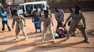 The Beni dance