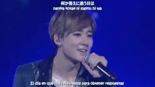 (U-KISS) Soohyun - Kevin - One Call Away | Sub Esp. + Kanji + Rom |