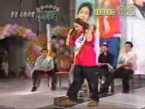 boa dancing to nsync