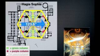 Boethius, the Quadrivium and the Hagia Sophia