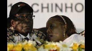 Robert Mugabe`s bae- Grace Mugabe [EXCLUSIVE]