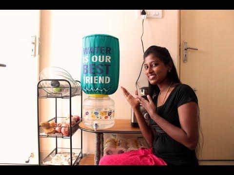 Kitchen tour tamil/Indian kitchen tour/Kitchen organization/South indian kitchen organization