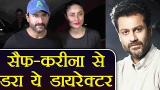 Kareena Kapoor - Saif Ali Khan UPSET with Kedarnath Director Abhishek Kapoor! | FilmiBeat