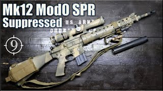 Mk12 Mod0 suppressed  (BCM vs. PRI) Special Forces rifle + MK262 ammo + AEM5 - accuracy review
